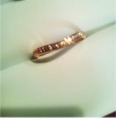 【カルティエ(Cartier)の口コミ】 ずっと前から結婚指輪、婚約指輪はカルティエがいいとずっと思ってました…