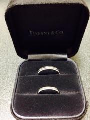【ティファニー(Tiffany & Co.)の口コミ】 婚約指輪を少し予想していた金額より高いものを選んでしまったので、結婚…
