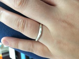 【4℃(ヨンドシー)の口コミ】 結婚指輪にはそんなに興味なかったけれど、結婚した証として買いに行きま…