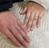 【Katamu(カタム)の口コミ】 一生物の結婚指輪にぴったりな、しっかりとした作りで、飽きの来ないとて…