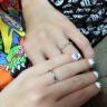 【Justin Davis Bridal(ジャスティンデイビスブライダル)の口コミ】 夫婦揃ってこちらのブランドが大好きだったので、普段から付ける結婚指輪…