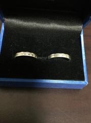 【Only You(オンリーユー)の口コミ】 シルバーのシンプルなデザインのものを探していましたがこの指輪を紹介さ…