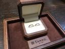 【TANZO(タンゾウ)の口コミ】 オーダーメイドで世界で1つだけの指輪を作れるのと、丈夫な鍛造作りが気…