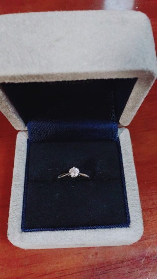 【BRILLIANCE+(ブリリアンスプラス)の口コミ】 百貨店等に入っているような有名ブランドではないものの、ダイヤモンドの…