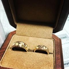 【Makana(マカナ)の口コミ】 結婚指輪は、マカナハワイアンジュエリーがよかったので、新潟市で指輪を…