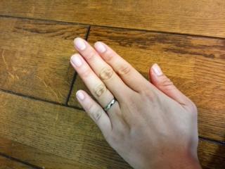 【島田工房(しまだこうぼう)の口コミ】 この指輪の主な魅力は、チタン製であることですチタンは医療器具にも使われ…