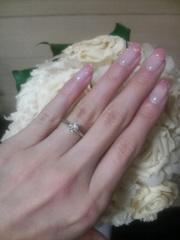 【ティファニー(Tiffany & Co.)の口コミ】 ティファニーの立て爪は婚約指輪の憧れです。婚約指輪なら、ティファニーの…
