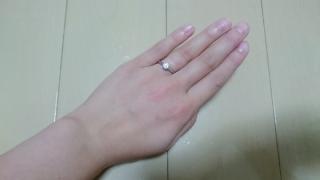 【カルティエ(Cartier)の口コミ】 一番の決め手はカルティエのブランド名です。ダイヤのサイズは0.3カラッ…