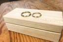 【uchimari(ウチマリ)の口コミ】 結婚指輪のブランドにこだわりがなく、きらきらしたものよりシンプルであ…