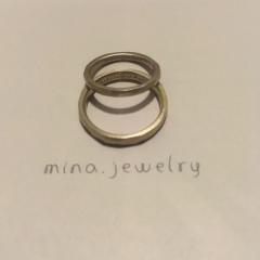 【mina.jewelry(ミナジュエリー)の口コミ】 世界で1つのオリジナル指輪が作れるお店というところです。 また、金の種…