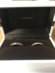 【アイプリモ(I-PRIMO)の口コミ】 アイプリモさん以外にも多数のジュエリーショップに足を運び悩んでいまし…
