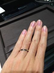 【アイプリモ(I-PRIMO)の口コミ】 ウェーブしていて、指と手のひらにしっくりくる。ガッツリしたものや、仕事…
