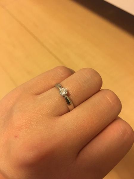 promo code 672f4 f2243 憧れだったティファニーハーモニーを婚約指輪で頂きました。雑誌 ...
