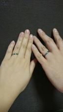 【SORA(ソラ)の口コミ】 雑誌、ネットでSORAを見て一目惚れしました。結婚するなら絶対この指輪を…