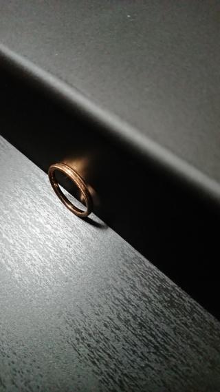 【フラウ神戸の口コミ】 色黒にはピンクゴールドがベストマッチなんです。 やっぱり指を綺麗に見せ…