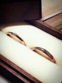 【BIJOUPIKO(ビジュピコ)の口コミ】 結婚指輪選びで苦戦していました。なかなかこれがいい!というデザインに…