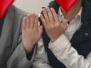 【アイプリモ(I-PRIMO)の口コミ】 婚約指輪をこちらで彼に買ってもらったので、結婚指輪もこちらのブランド…