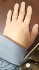 【Gem Castle YUKIZAKI(ジェムキャッスルユキザキ)の口コミ】 初めは、無骨な金属で変わった指輪がよかったのですが、試着して行くうち…