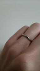 【mina.jewelry(ミナジュエリー)の口コミ】 何かのサイトで見かけて以来、結婚指輪をもし作るならここ!と決めていま…
