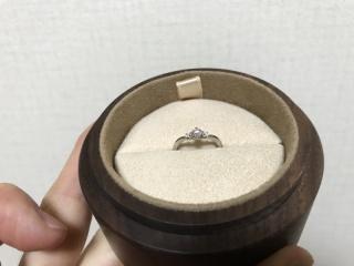 【COLANY(コラニー)の口コミ】 指輪を探すにあたり、いくつか自分の中で条件がありましたが、その全てを…