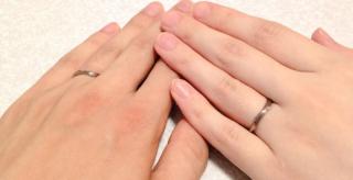 【4℃(ヨンドシー)の口コミ】 オーダーメイドで注文できるのが決め手で、世界でたった一つの指輪になっ…