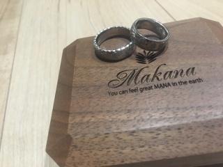 【Makana(マカナ)の口コミ】 夫婦で南国が大好きで ハワイに憧れていたときに ハワイアンジュエリーと…