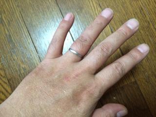【ジュエリーきむらの口コミ】 やっぱり結婚指輪はプラチナが良いと言う思いはありましたが、あまり結婚指…