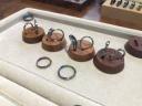 【SORA(ソラ)の口コミ】 金属アレルギーにも安心して使える素材の指輪がありました。 取り扱いのお…