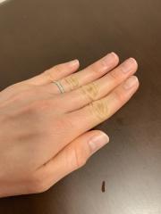 【TANZO(タンゾウ)の口コミ】 デザインを一から自分たちで決めれることに魅力を感じました。男女で指輪…