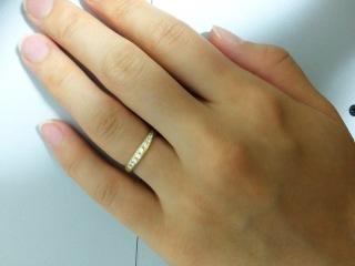 【宝寿堂(ほうじゅどう)の口コミ】 高品質なダイヤモンドとゴールドを使用しているのに、一般的な価格の半分以…