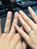 【エクセルコダイヤモンド(EXELCO DIAMOND)の口コミ】 女性の指輪は各ブランドで似た指輪がありますが、その中でも男性の指輪に…