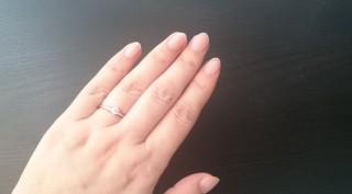 【ティファニー(Tiffany & Co.)の口コミ】 本当は婚約指輪は考えておらず、結婚指輪だけを買いに行ったのですが為替の…