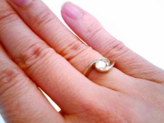 【鎚舞(ついぶ)京都工房の口コミ】 指輪工房で新郎に手作りしてもらいました。  月に2度、3ヶ月ほど通い細か…