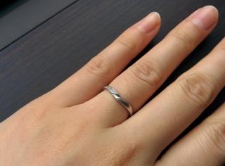 【ジュエリーツツミ(JEWELRY TSUTSUMI)の口コミ】 理想のデザインとかが全くなく、あてもなく指輪を探していました。しかし…