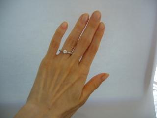 【ラザール ダイヤモンド(LAZARE DIAMOND)の口コミ】 日常的に身に着ける結婚指輪をシンプルなデザインにしようと考えていたので…