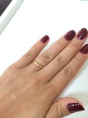 【アイプリモ(I-PRIMO)の口コミ】 私が結婚指輪で欲しいと思っていた指輪の条件は普段使いのアクセサリーとし…