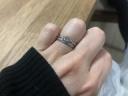 【BRIDGE(ブリッジ)の口コミ】 結婚指輪と婚約指輪とセットでつけて綺麗に見えるものを選びました。普段…