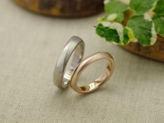 【サロン・ド・ルシェルの口コミ】 何よりも、2人のリングを自分達で手作りが出来ることが1番の決め手です。…