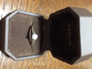 【アイプリモ(I-PRIMO)の口コミ】 婚約指輪はいつもつけるものではないので購入自体をそもそも悩んでいたので…