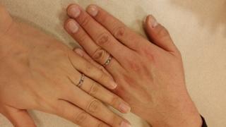 【L'or(ロル)の口コミ】 プラチナ900以上でシンプルなデザインの指輪で探していました。 この指輪…