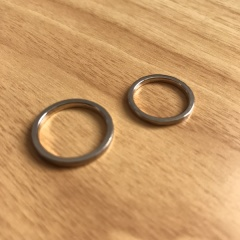 【mina.jewelry(ミナジュエリー)の口コミ】 シンプルな物を探していたのですが、ショップで売っているものの中ではな…