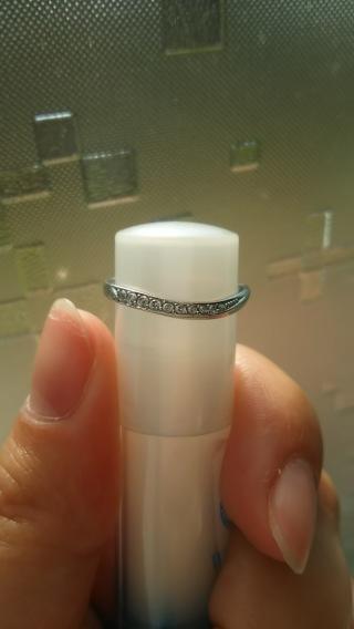 【4℃(ヨンドシー)の口コミ】 結婚指輪ならディズニーコレクションがいいなと思っていたのでそれありきで…