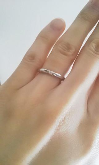【エクセルコダイヤモンド(EXELCO DIAMOND)の口コミ】 海外初のブランドジュエリーだったので前から気になっていました。 他のブ…