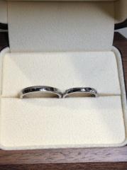 【TANZO(タンゾウ)の口コミ】 *鍛造だから(昔、一般的な鋳造ブランドの指輪がぐにゃりと変形してしまっ…