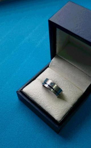 【SORA(ソラ)の口コミ】 婚約・結婚指輪をひとつにしてずっと着けていられる指輪を探していました…