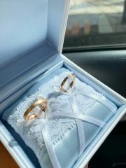 【KELLCH(ケルヒ)の口コミ】 鍛造で作られた指輪は、とても丈夫に出来ています。艶消し加工で落ち着い…