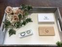 【SORA(ソラ)の口コミ】 ゼクシィをみて、完全に一目惚れしました!自分のオリジナルの指輪をつけ…
