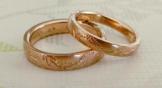 【サンクイルの口コミ】 2人にとって大切な記念の指輪になるので、彼とお店巡りをし、何種類も指…