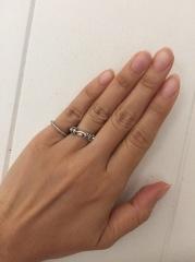 【Chrome Hearts(クロムハーツ)の口コミ】 結婚指輪をいろんな所に見に行ったのですがどれも似たり寄ったりでイマイ…