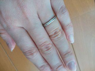 【Galopine & Galopin(ガロピーネガロパン)の口コミ】 私は指の関節が太いのがコンプレックスだったので、できるだけ指が細く見え…